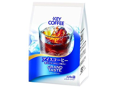 KEYコー FPグランドテイストアイスコーヒー 40g増量 360g