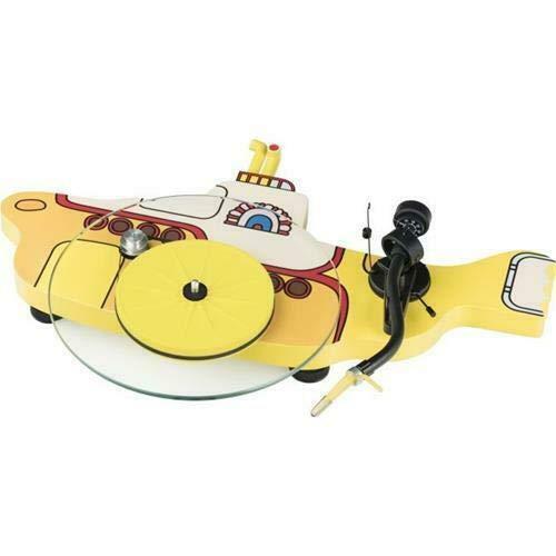 Giradischi Project the Beatles Yellow Submarine