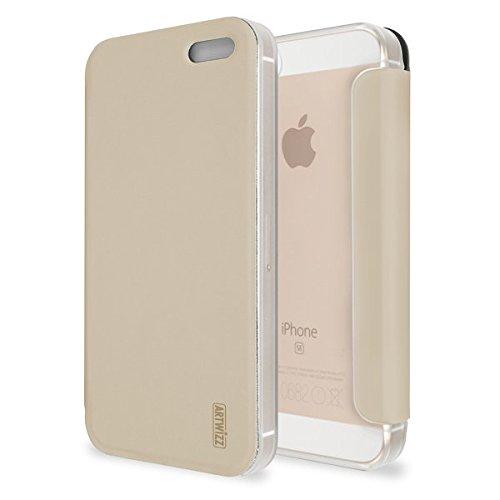 Artwizz 0272-1777 Smartjacket Schutzhülle für Apple iPhone SE Gold