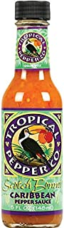 Tropical Pepper Co. Scotch Bonnet Caribbean Pepper Sauce, 5 Fl. Ounce