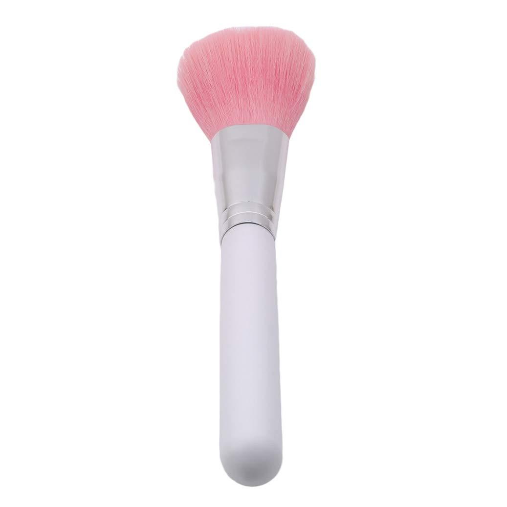GOMYIE Love Blush Brush Heart Shaped Elegant Loose Powder Makeup G specialty shop
