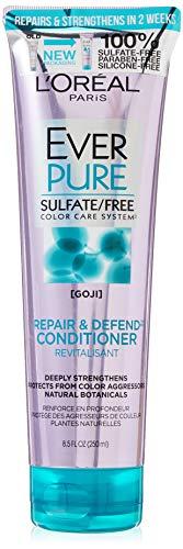 L'Oreal Paris Hair Care Expertise Everpure Repair and Defend Conditioner, 8.5 Fl Oz