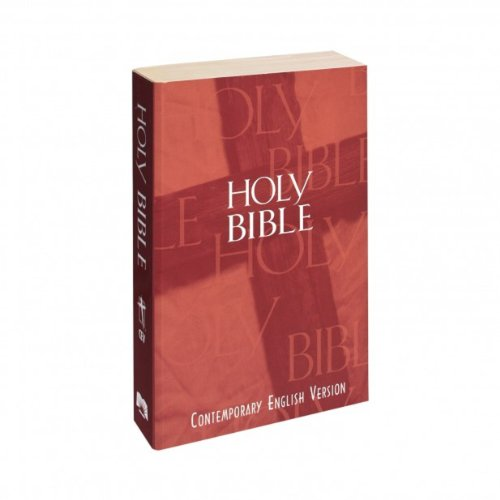Compare Textbook Prices for Holy Bible: Contemporary English Version  ISBN 9781585160624 by American Bible Society