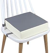 Baby Sitzerh/öhung Stuhl Orange Todeco Stuhlsitz Zusammenklappbar Tragbarer Sitzerh/öhung Stuhl Kind H/öhe: 38//42//46//50 cm Material: PP Baby Sitzerh/öhung