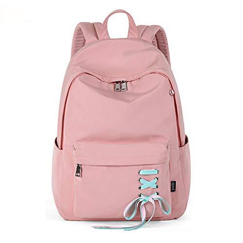 Ouuager-Home Rugzak voor dames, lichte en duurzame reistas, multifunctionele tas, tiener-meisjestas, laptoptas, waterdichte willekeurige rugzak