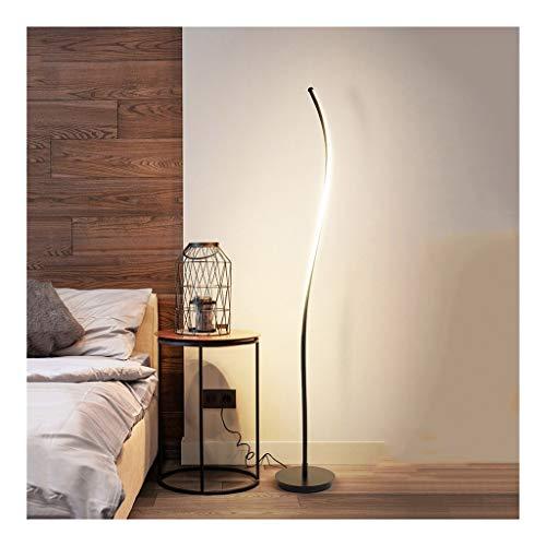 Lámpara de mesa de noche Lámpara de escritorio LED Lámpara regulable urbano contemporáneo moderno del accesorio ligero altura, de pie Lámpara de pie for sala de estar Den Oficina Habitación familiar H