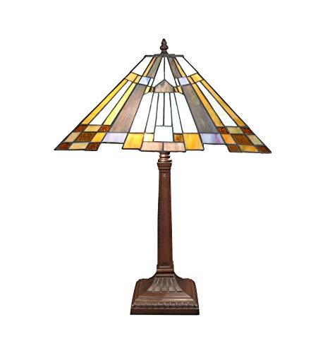 Lampe Tiffany art déco New York