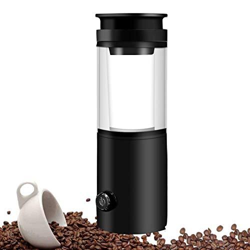 MXBAOHENG Tostador de Café Eléctrico 220V (1600W) Tostadora de Cafe para tostar granos de café