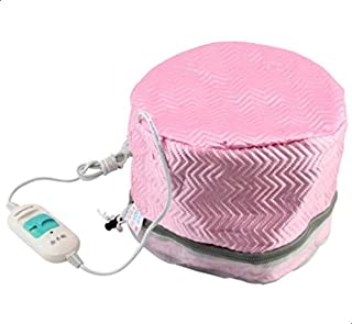 Lady Hair Dryers Salon Spa Steamer Hair Thermal Cap Treatment Nourishing Hat Safety Hair Mask Baking Oil Caps Styling Tool...
