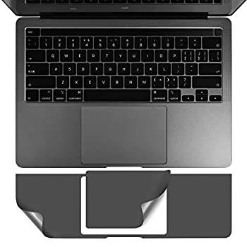 CaseBuy MacBook Pro A2338 A2289 A2251 Palm Rest Skin PalmRest Cover with Trackpad Protector for New MacBook Pro 13 inch 2020 Release MacBook Pro 13 inch Accessories Space Grey