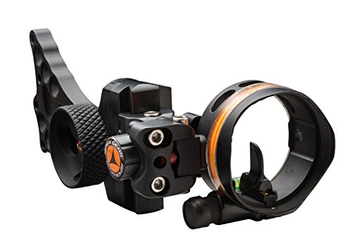 "APEX GEAR Covert 1-Pin Sight .019"" / .010"" Black"