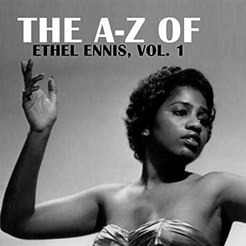The A-Z of Ethel Ennis, Vol. 1
