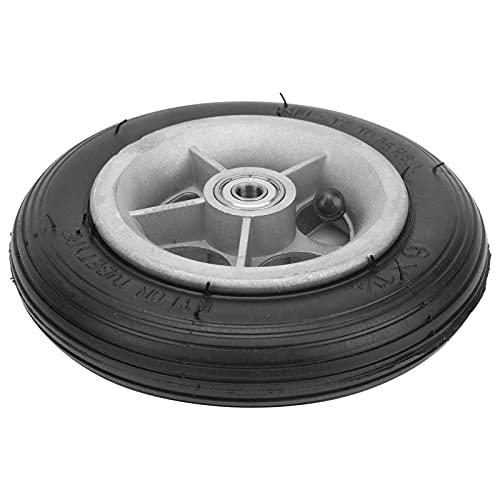HTZ-M Neumático de Goma Inflable, Buen Sellado, Efecto de absorción de Impactos, para Accesorios de Ciclismo de Repuesto