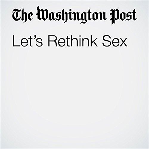 Let's Rethink Sex copertina