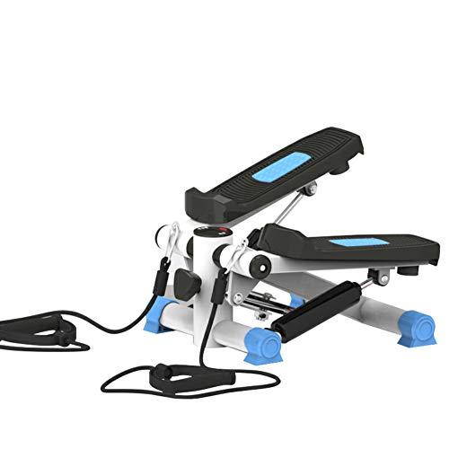 YDDHQ Ajustable Stepper, Mini Step Lateral y de Subida y Bajada con Ordenador de Entrenamiento, Super Carga de Carga 135kg, Adultos Unisex