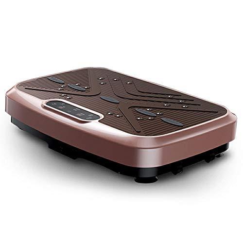 QJZH-B Aptitud, Entrenamiento máquina de vibración de cuerpo completo Plataforma Plataforma Paso amaestrador del balance Balance Board Vibratoria 440lbs Máquinas de ejercicios Max Peso , para cuerpo y