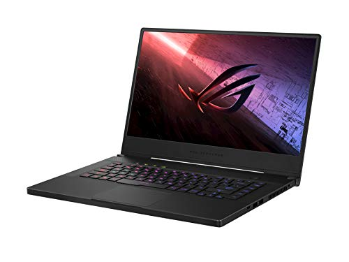 "ASUS ROG Zephyrus S15 Gaming Laptop, 15.6"" 300Hz FHD IPS Type, NVIDIA GeForce RTX 2080S Max-Q, Intel Core i7-10875H, 32GB DDR4, 1TB RAID 0 SSD, Per-Key RGB, Thunderbolt 3, Win10 Pro, GX502LXS-XS79"