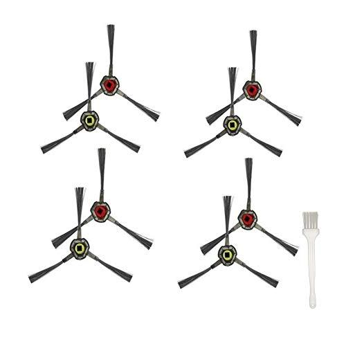 Seitenbürsten Ersatzteile für Ecovacs Robotics Deebot Slim / Slim2, Zubehör-Set, 4 Paare