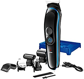 High quality Electric Hair Clipper Shaver Hair Clipper for Men Eyebrow Nose Ear Trimer Beard Stubble Trimmer Body Groomer