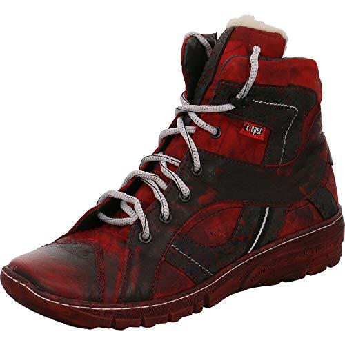 Kacper 4-5477 Größe 41 EU Rot (rot)