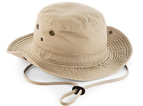 TUCUMAN AVENTURA - Sombrero ala Ancha Proteccion 50
