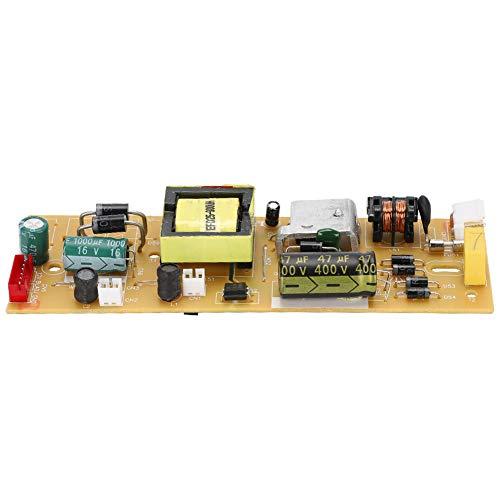 Regulador de Voltaje LED, Mecanismo de protección múltiple ABS + PC Eficiencia de Transferencia de Alta Corriente 2 en 1 Placa de Fuente de alimentación LCD 15-19 Pulgadas para Uso Diario
