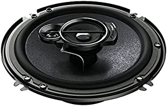 Pioneer TS-A636 Speaker with 320W Max, Sound Pressure Level: 90dB, High Angle Sound with Better Max Wattage, MMM Cone, Shallow Basket and Elastic Polymer Surround