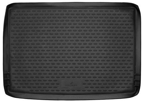 Walser XTR Kofferraumwanne kompatibel mit Skoda Yeti Baujahr 2009 bis 12/2017