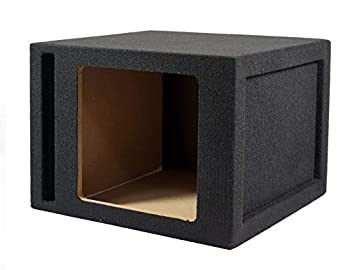 Absolute New SKS12V+ 12   Single Vented Ported Kicker sub Box Subwoofer Enclosure