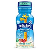Pediasure Grow & Gain Kids Nutritional Shake, With Protein, Dha, & Vitamins & Minerals, Vanilla, 8 fl oz, 16 Count