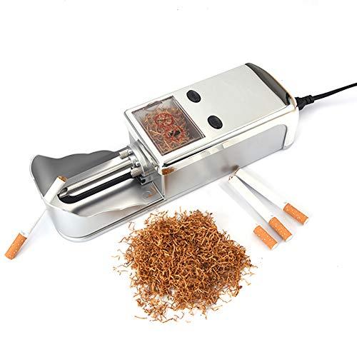 ZDYLM-Y Maquina Liadora de Tabaco Electrica, Máquina para Rellenar Cigarrillos de Cigarrillos...