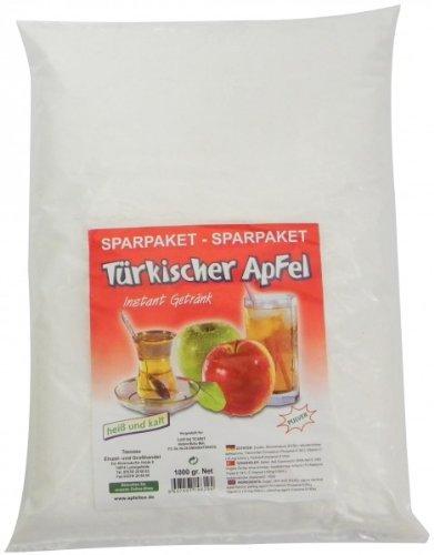 Ottoman Türkischer Apfeltee roter Apfel, Instant-Teegetränk, 1 KG