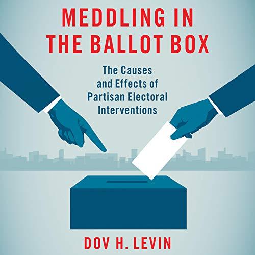 Meddling in the Ballot Box cover art
