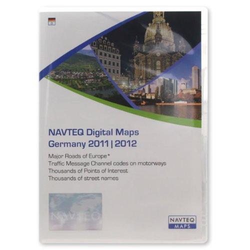 Navteq VDO Dayton Deutschland 2011/2012