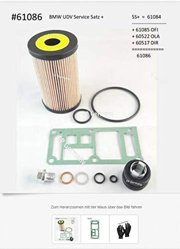 3er Ölfiltergehäuse Überduckventil,Dichtung, O-Ring/Oelfilter E36 E34 E46 CP-#61084