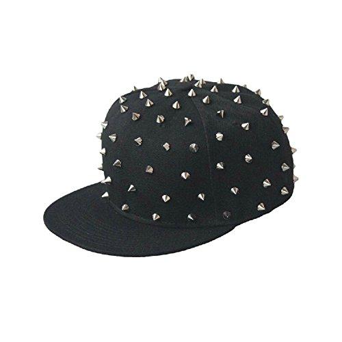 Chapeau de baseball ajustable mode velours côtelé Chapeau chaud d'hiver avec boule pelucheuse, marro