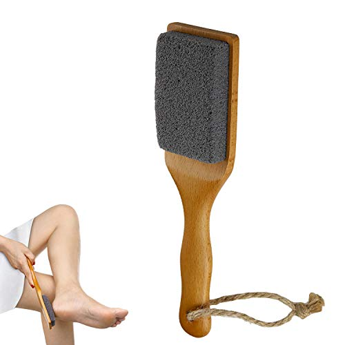 Professional Pedicure Foot File, Foot File Rasp, Callus Remover, Foot Scrubber - Perfect Foot Care for Cracked Heels - Corn Remover/File - Pedicure Tools, Heel Scraper File