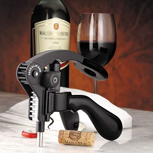 Fackelmann Winebutler Cavatappi Automatico