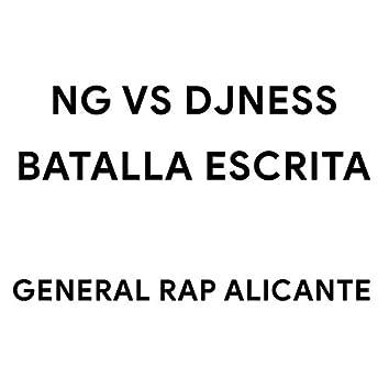 NG Vs DJNESS (Batalla Escrita)