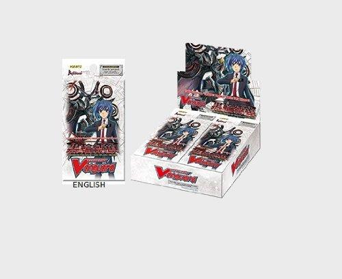 Cardfight Vanguard CFV TCG Card Game VGE-BT12 Binding Force of the Black Rings ENGLISH Booster Box - 30 packs