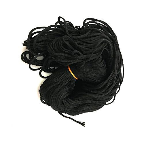 Black Silk Thread Kala Silk Nazar Dhaga Religious Black Thread Kala Dhaga Black Silk Nazar Suraksha for Kids Baby Boys Girls.