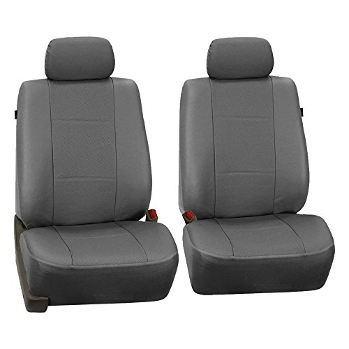 Car seat covers fit Suzuki Jimny black//grey  leatherette full set