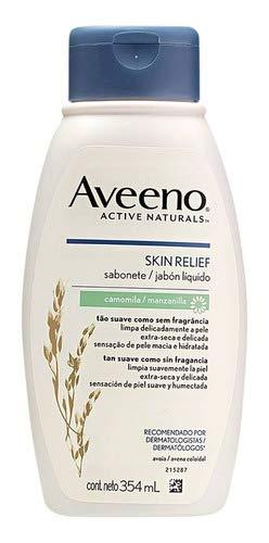 Aveeno Skin Relief Camomila - Sabonete Líquido 354ml Blz