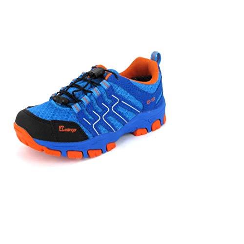 Kastinger Trekkingschuh Farrer Größe 34, Farbe: 408 Blue