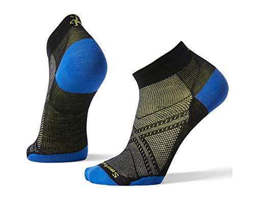 Smartwool PhD Outdoor Light Low Cut Socks - Men's Ultra Wool Performance Sock BLACK Large