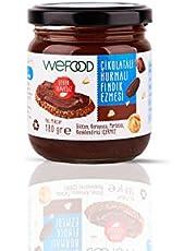 Wefood Fındık Ezmesi Çikolatalı Hurmalı - 180 Gr