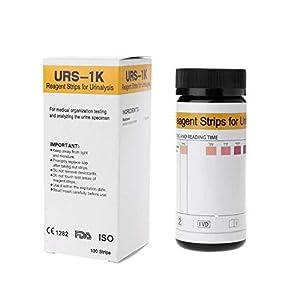 buy  Ketone Strips, 100pcs/set Urinary Ketone Test ... Diabetes Care