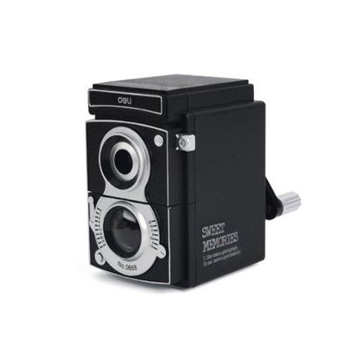 Camera Pencil Sharpner カメラ ペンシルシャープナー
