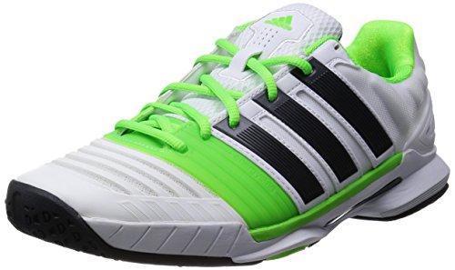 adidas Adipower Stabil 11 Cross Trainers, zwart Cwhite/groen 100