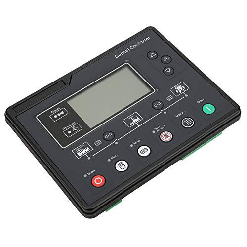 Arranque automático Parada 1Hz-10KHz Controlador de generador 0.5‑70V Controlador de Grupo electrógeno...